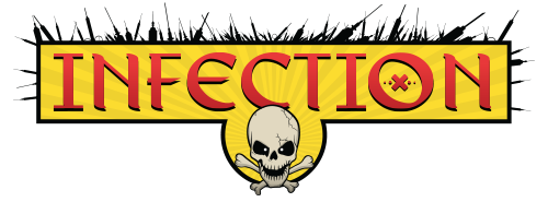 Infection Tegneserie Logo